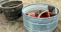 Misc. feeders/water tanks