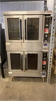 Wolf double convection oven