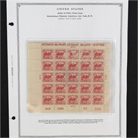 November 29th, 2020 Weekly Stamps & Collectibles Auction