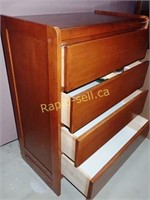Vintage Simmon Chest of Drawers