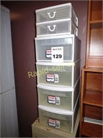 Clearview Storage Drawers