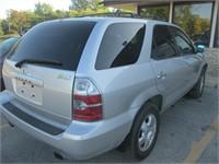 2005 ACURA MDX AWD