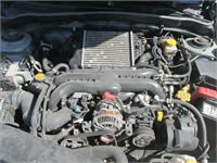 2009 SUBARU IMPREZA WRX AWD