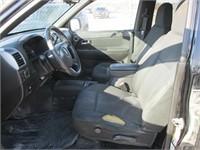 2008 CHEVROLET COLORADO CREW CAB 4X4