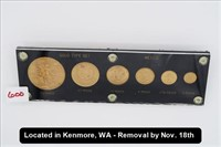 CONTENTS OF SAFE DEPOSIT BOXES WA STATE D.O.R. - ONLINE ON