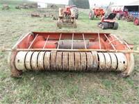 AC Forage Harvester