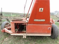 AC Forage Harvester