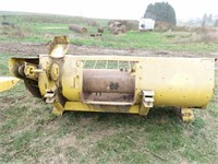 NH Forage Harvester