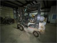 Nissan 35 Forklift, LP Type g-LP
