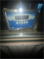 Digital Scale Model, Ti-500 E, with display plate