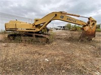 John Deere 892 ELC Excavator, shear not included,
