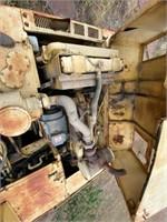 """John Deere 792 excavator w/24"""" magnet"""