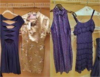 LUXURIOUS APPAREL, JEWELRY, FURNITURE, ESTATE AUCTION