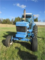 TW-10 Ford Tractor-One Owner