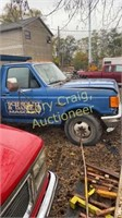 1988 Ford F-350 4 Speed With Over Drive 61,077