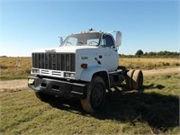 Secured Creditor Farm Equipment Auction