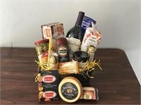 Jumbo Foods Gift Card & Basket