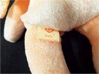Wise, Halo (peach), Erin, Halo (white)