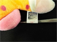 Lips, White Spangle, Pink Spangle, 1999 Holiday