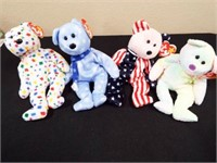 12/1 Beanie Babies & Beanie Buddies - Coins - Action Figures