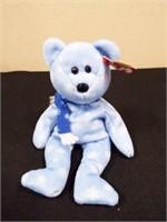 Flitter, Groovy, Ty 2K, 1999 Holiday Teddy