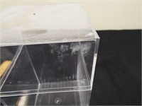 Peace and Acrylic Display Box