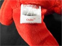 Osito and Acrylic Display Box
