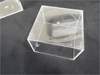 1997 Teddy and Acrylic Display Box