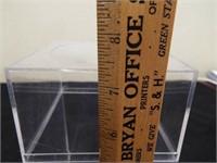 B.B. Bear and Acrylic Display Box