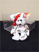1998 Holiday Bear and Acrylic Display Box