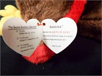 Beanie Buddies Inch and Gobbles