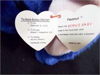 Beanie Buddies Peanut and Humphrey
