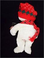 Beanie Buddies Magee and Snowboy