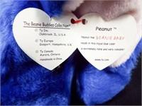 Beanie Buddies Squealer and Peanut