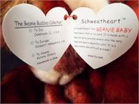 Beanie Buddies Schweetheart and Rover