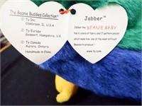Beanie Buddies Jake and Jabber