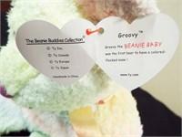 Beanie Buddies Groovy and Peace