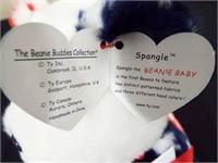 Beanie Buddies Libearty and Spangle
