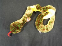 Beanie Buddies Inch and Slither