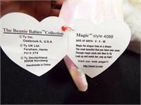 Magic 4088, Velvet 4064, Pounce and Mystic