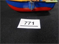 Wind-Up Row Boat; No Key