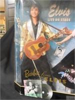 Barbie Loves Elvis Gift Set; c.1996