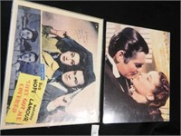 Clark Gable & Vivien Leigh Print