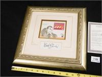 Limited Edition Stamp; Walt Disney