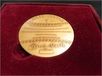 Mickey Mantle Bronze Mint-Coin