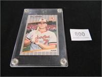 Bill Ripken Baseball Card; Fleer