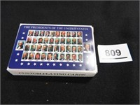 Politicards-Caricatures Playing Cards