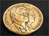 2nd Inauguration; President Clinton