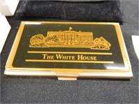 White House Tie Bar, Cuff Links
