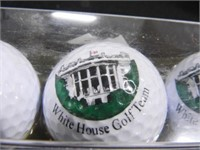 Golf Balls (6) pkgs.; Assorted Logos